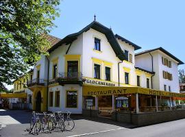 Hotel Glocknerhof, beach hotel in Pörtschach am Wörthersee