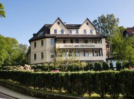 Hotel am Herkules, Hotel in Kassel