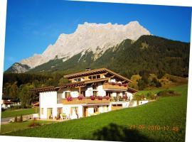 Haus Angelika, Hotel in Ehrwald