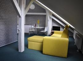 ADC Design Apartmány