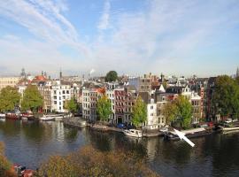 Amsterdam Canal Guest Apartment, hôtel à Amsterdam près de: Rembrandtplein