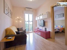 Barcelona Centric Apartment, hotel near Camp Nou, Barcelona