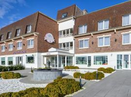 C-Hotels Continental, hotel in De Panne