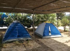 Milos Achivadolimni Camping