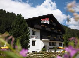 Familienhotel Mateera Gargellen / Montafon