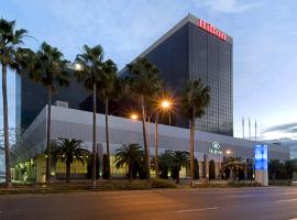 Hilton Los Angeles Airport, hotel near Venice Beach Boardwalk, Los Angeles