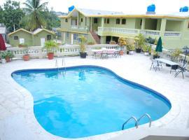 Pavillion Des Receptions & Hotel
