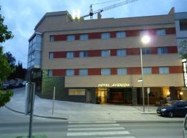 Hotel Centre Reus, hotel in Reus