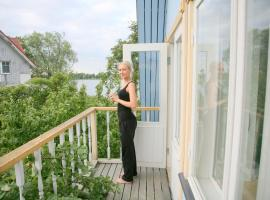 Legendide Maja Kuurordiapartment Väikse viigi ääres, hotel in Haapsalu