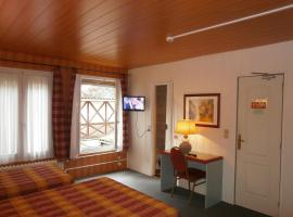 Hotel Beausejour, hotel near Parc des Exposition de Rouen, Rouen