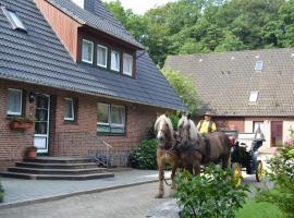 Apartment Hillmer, Hotel in der Nähe von: Wilseder Berg, Niederhaverbeck