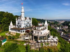 Holiday Inn Express - Luzern - Kriens، فندق في لوتزيرن