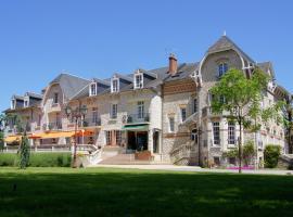 Hôtel-Restaurant Le Parc Sologne - Logis