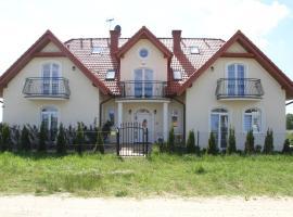 Dworek Łeba – hotel w Łebie