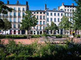 Bayard Bellecour, hotel near Musée Miniature et Cinéma, Lyon