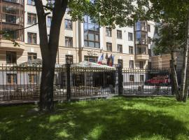 Aglaya Hotel & Courtyard