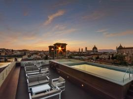 Plaza Hotel Lucchesi, hotel in Florence