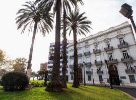 The River Hostel, accessible hotel in Valencia