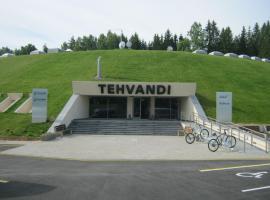 Tehvandi Hotell, hotell sihtkohas Otepää