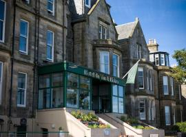 Hotel Du Vin, St Andrews, hotel near St Andrews Cathedral, St. Andrews