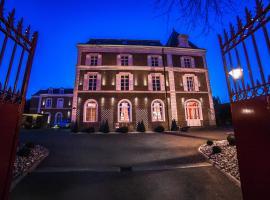 The Originals Boutique, La Maison Rouge, Lens Ouest (Qualys-Hotel)