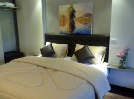 Thongtha Residence - Suvarnabhumi Airport, hotel en Lat Krabang