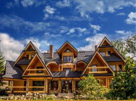 Magnat Inn, hotel near Gubalowka Mountain, Zakopane