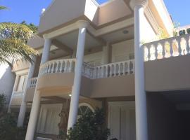 Villa Franca, hôtel avec jacuzzi à Rio de Janeiro