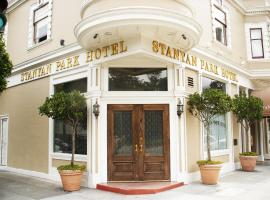 Stanyan Park Hotel, hotell i San Francisco