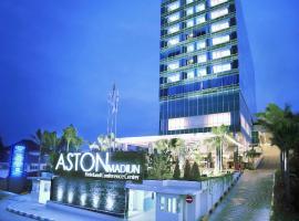 Aston Madiun Hotel & Conference Center, hotel in Madiun
