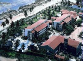 Hotel Canarius D'Gaibu, hotel near Compensa Port, Cabo de Santo Agostinho