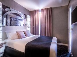 Hotel Marais Grands Boulevards