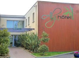 Brit Hotel Alghotel