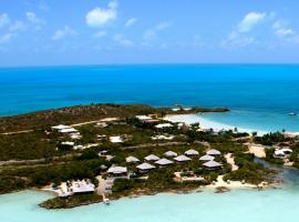 Neptune Villas, hotel in Five Cays Settlement