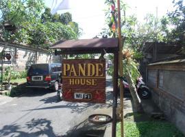 Pande House