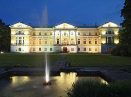 Viesnīca Hotel Mežotnes Palace pilsētā Mežotne