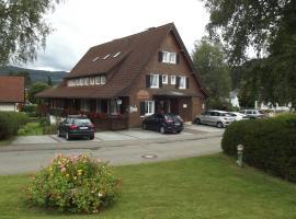 Pension Bergseeblick
