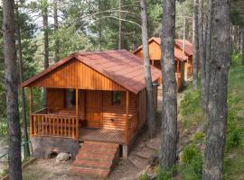 Camping Mirador al Pedraforca