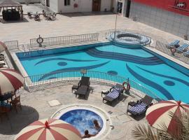 Dubai Grand Hotel by Fortune, Dubai Airport, hotel near Sahara Center, Dubai