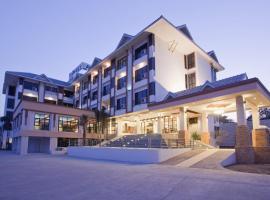 โรงแรมไอยราแกรนด์พาเลซ พิษณุโลก