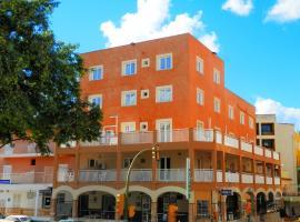 Hotel Playa Sol, hotel El Arenalban