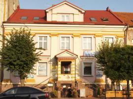 Zajazd Grodzki, budget hotel in Konin