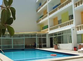NSTS Campus Residence and Hostel, accessible hotel in Msida