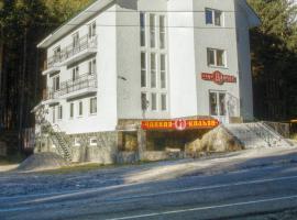 Отель Аламат