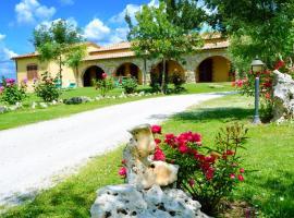 Pian Di Cataverna, hotel a Saturnia