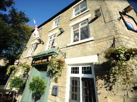 Queens arms country inn, hotel in Glossop