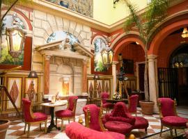 فندق أتينيو سيفيلا
