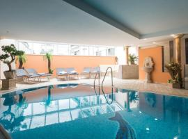 Relaxhotel Pip Margraff, hotel with jacuzzis in Saint-Vith
