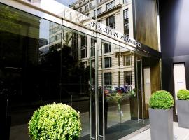 Apex City Of London Hotel, budget hotel in London