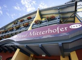 Hotel Mitterhofer, Hotel in Schladming